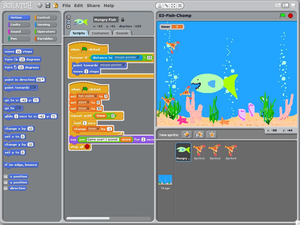 Fish Chomp